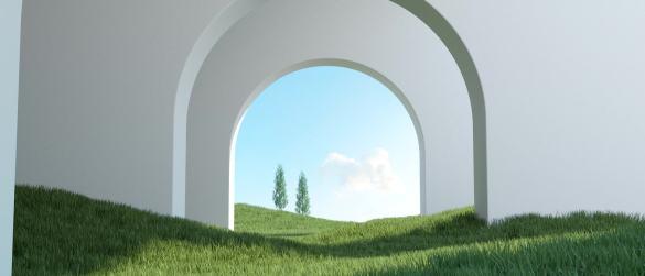 地产创意概念意境空间视频素材